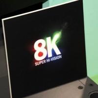 8K動画用のイメージセンサー発表