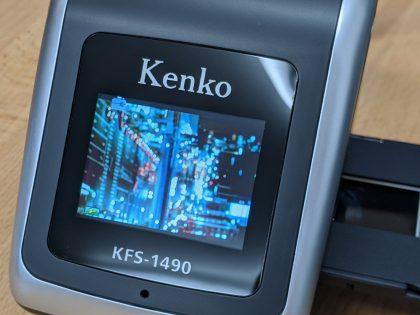 ケンコーKFS-1490モニター