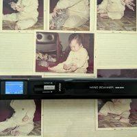 【サンワサプライ400-SCN032】ハンディスキャナーで写真データ化検証