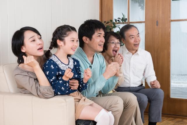 TVでの「アルバム写真上映会」が大成功